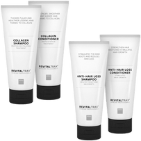 Click here for more information about the RevitalTrax Haircare Professionals
