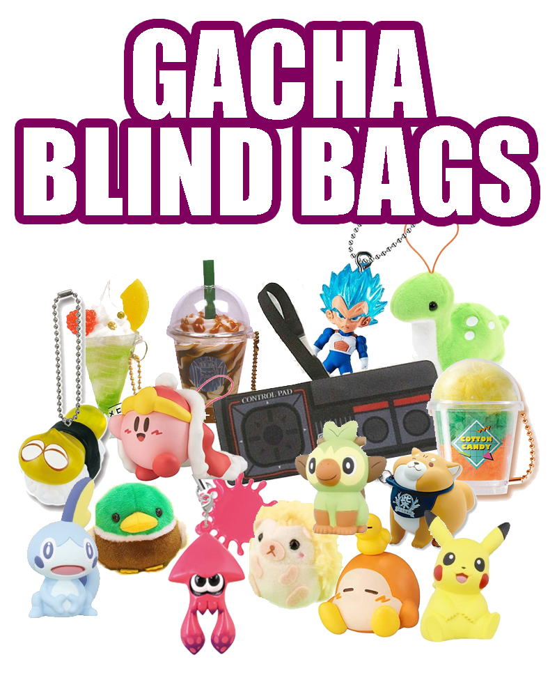 Gachapon | Blind Bags - $15