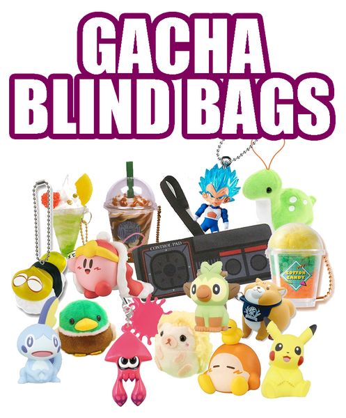 Gachapon | Blind Bags - $25