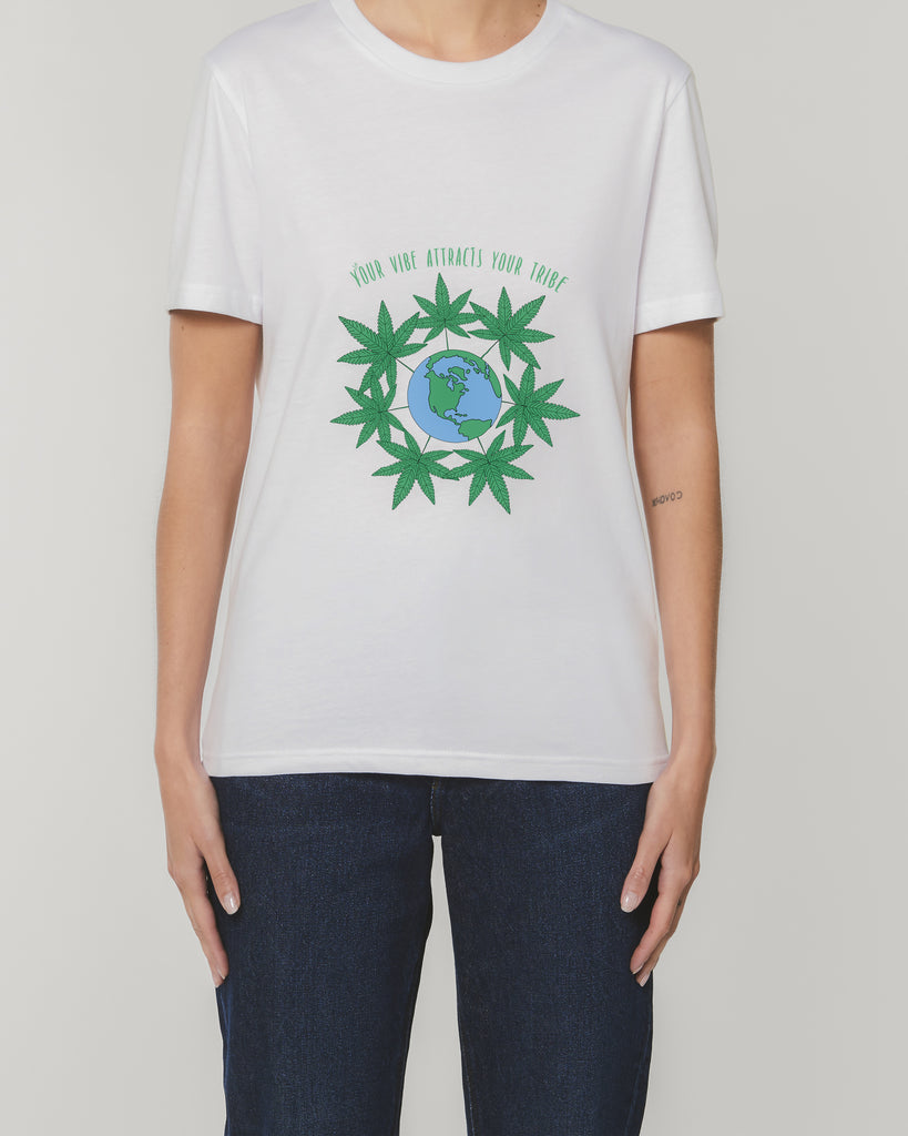 Your Tribe - Organic Cotton T-Shirt