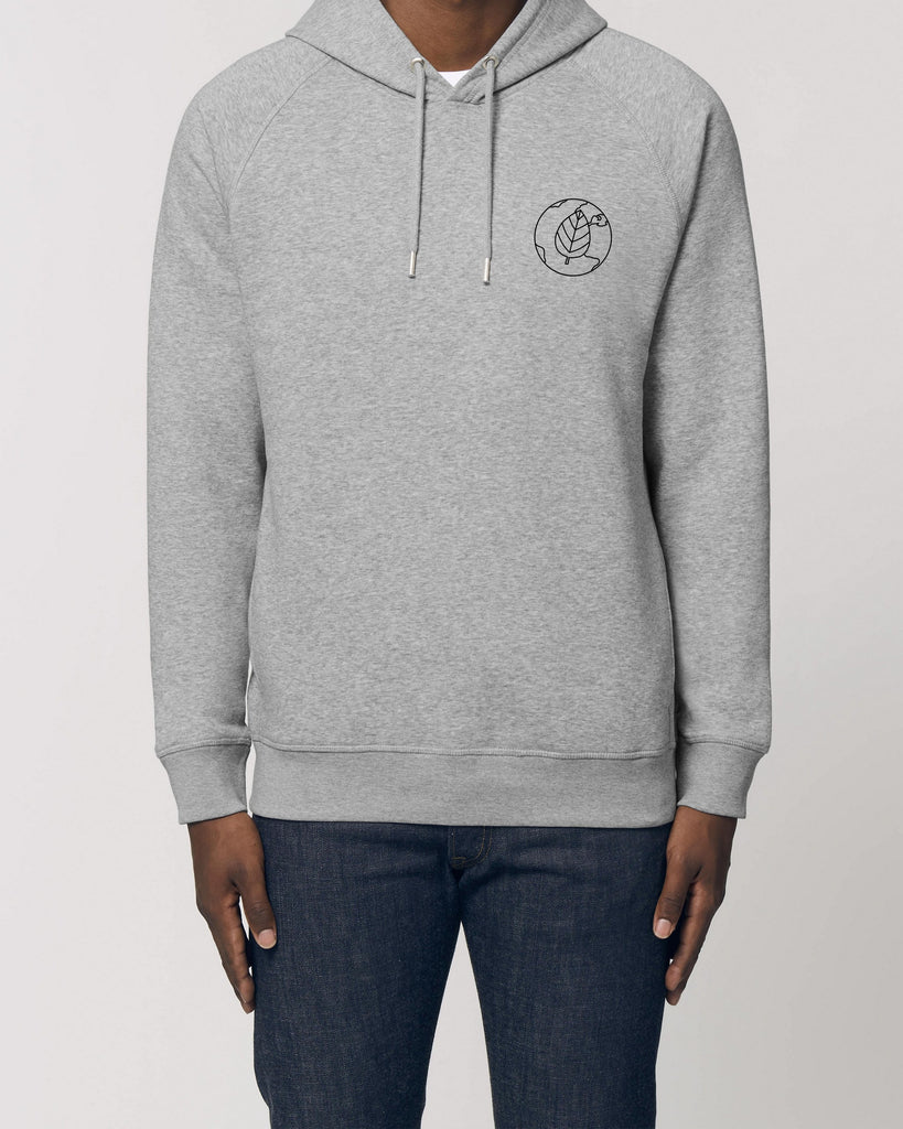 Leaf Power - Unisex Organic Cotton Hoodie
