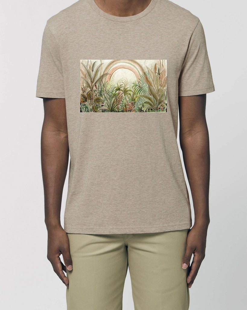 Jungle - Unisex Organic Cotton T-Shirt
