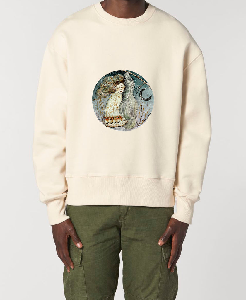 Cocoon Dream - Unisex Relaxed Fit Sweatshirt