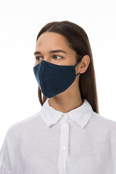 DARK BLUE FACE MASK