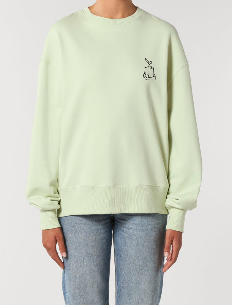 In Your Hands - Unisex Relaxed Fit Sweatshirt