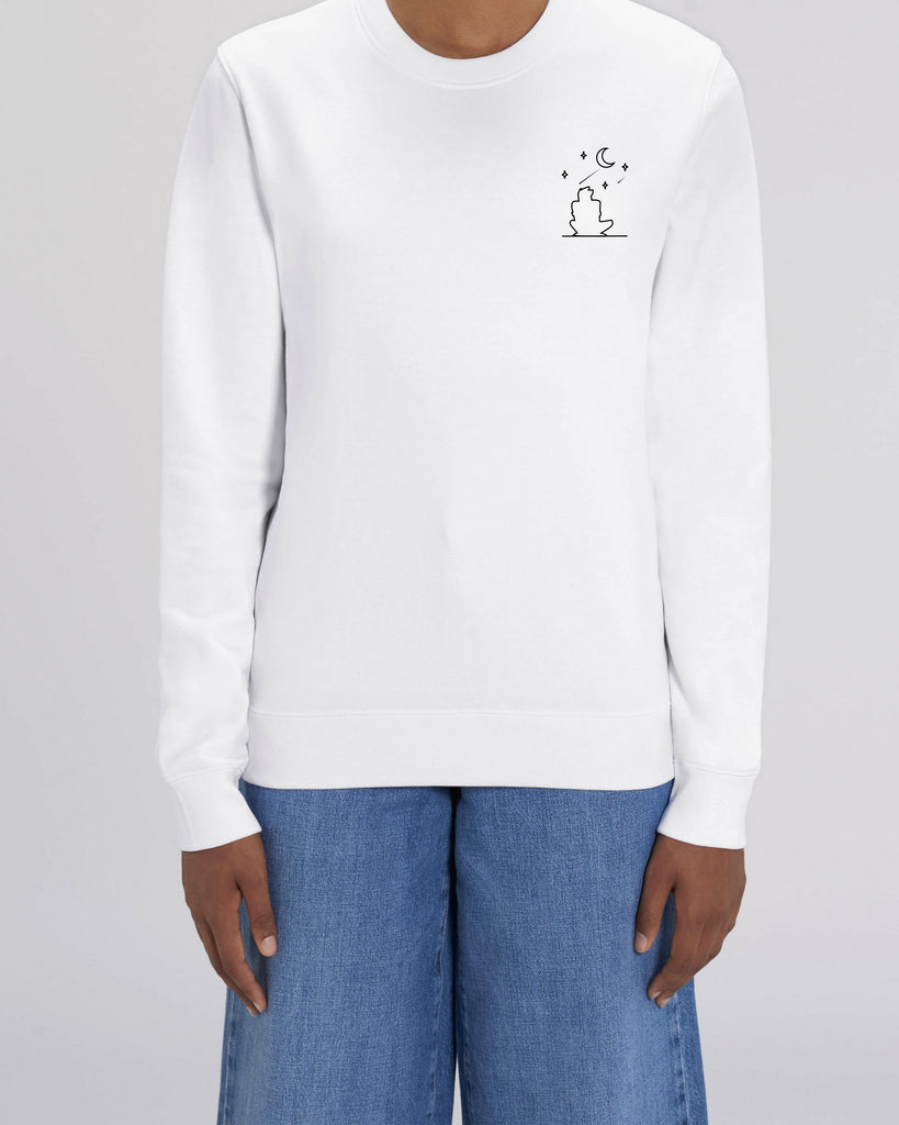 Dreamer - Unisex Organic Cotton Sweatshirt