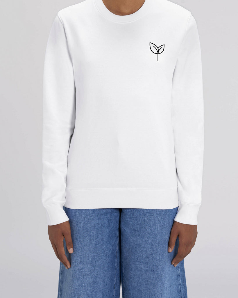 Herb - Unisex Organic Cotton Sweatshirt