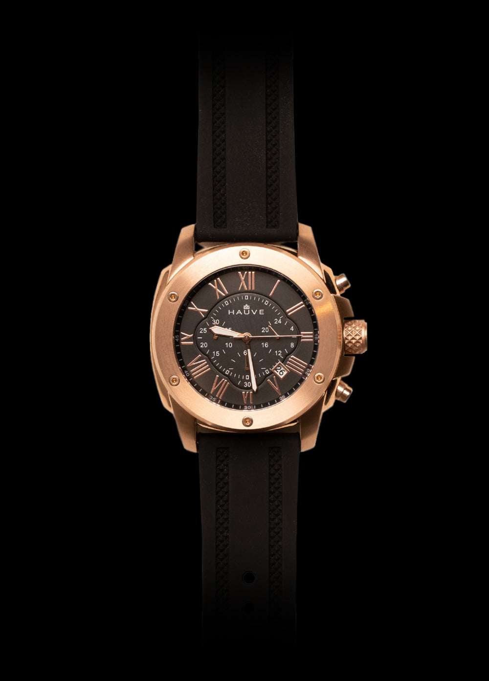 Hauve rose gold Carnaby Watch