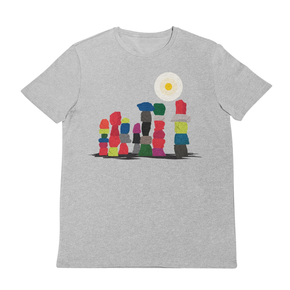 Load image into Gallery viewer, 7 Magic Mountains Tee - LV Strip Tees