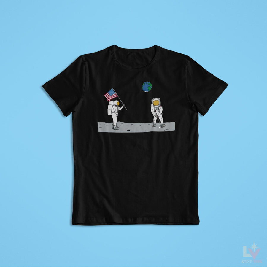 Astro Golf Tee - LV Strip Tees