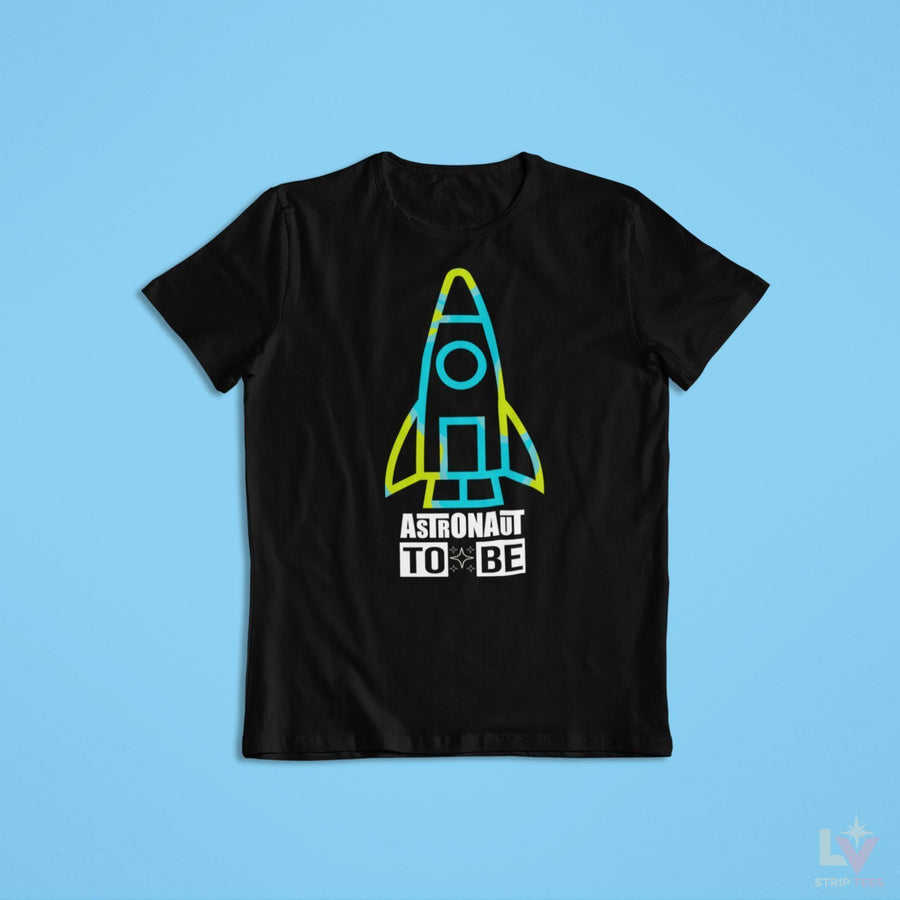 Astronaut To Be Tee - LV Strip Tees