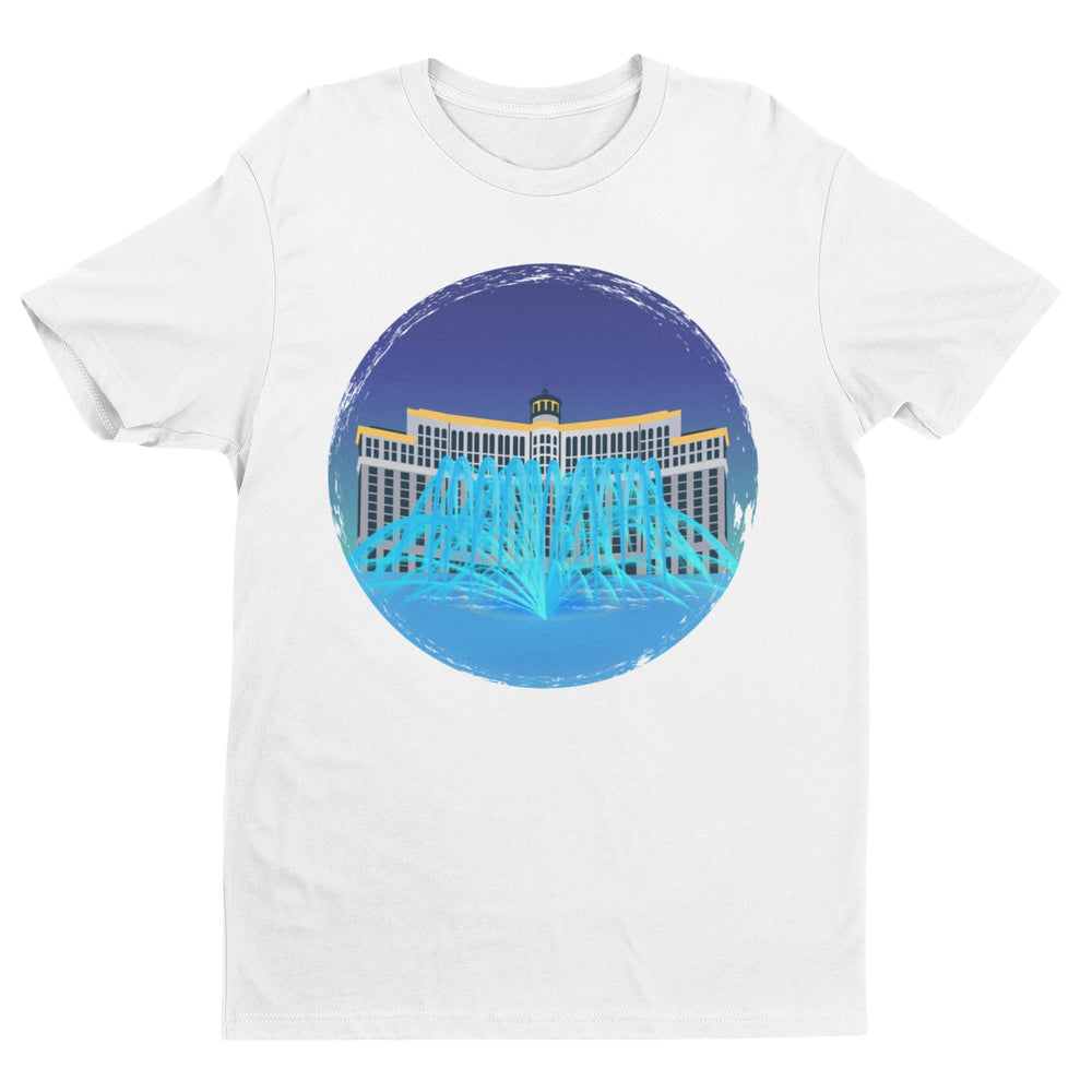 Load image into Gallery viewer, Bellagio Strip Tee - LV Strip Tees