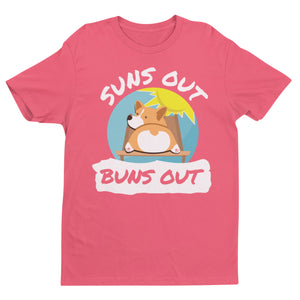 Load image into Gallery viewer, Suns Out Buns Out Tee - LV Strip Tees