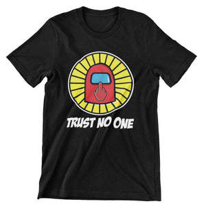 Load image into Gallery viewer, Trust No One Tee - LV Strip Tees