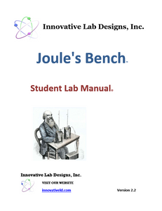 Joule's Bench Student Lab Manual