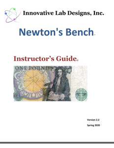 Newton's Bench Instructor's Guide