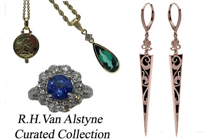 R. H. Van Alstyne Curated Collection