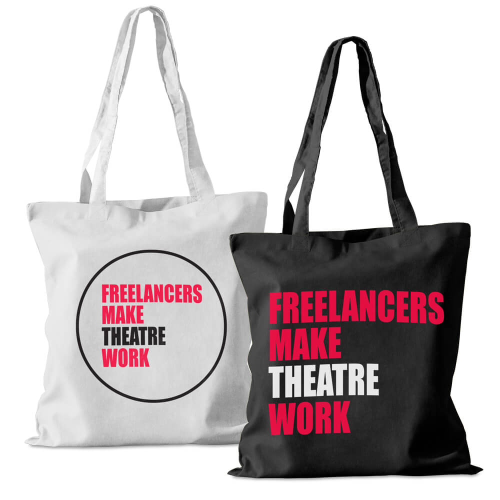 Cotton Shopper Freelancers Make Theatre Work