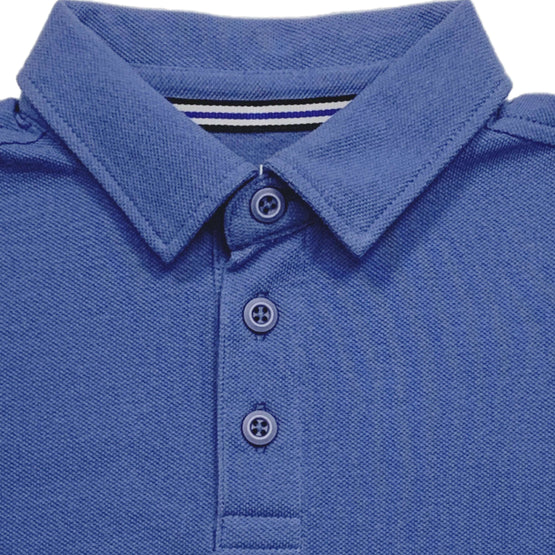 Kye Notch Sleeve Polo - Knitpick Shop