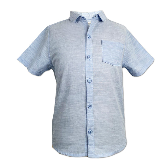 Mark Short Sleeve Button Down Shirt