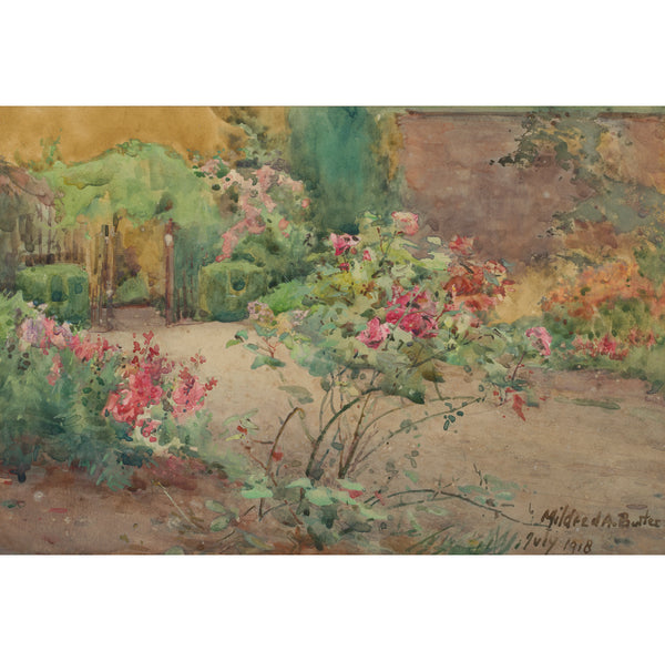 Mildred Anne Butler, 'A Bit of the Garden'