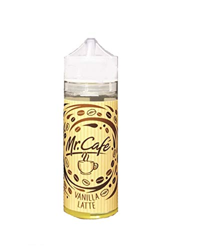 MR CAFE E-LIQUID COFFEE 100ML
