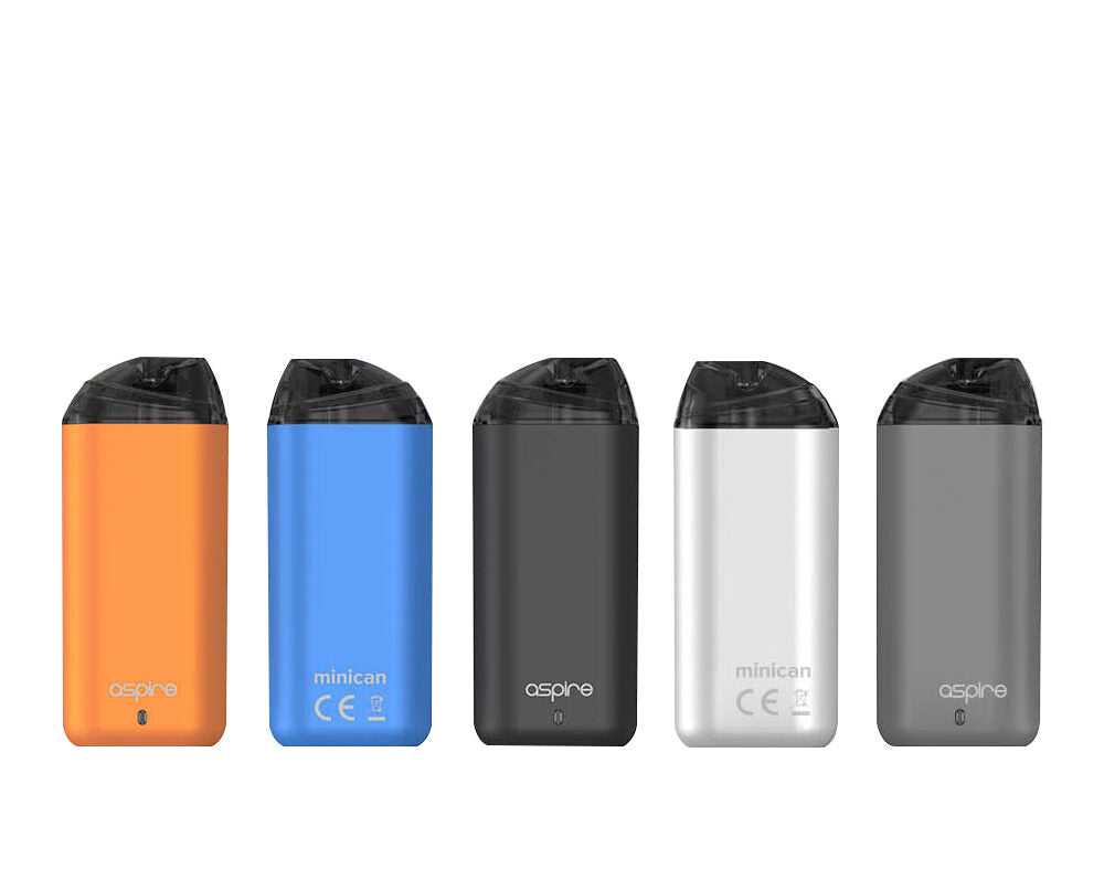 ASPIRE MINICAN Kit - Vape Kits UK