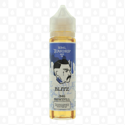 BLITZ BY TEARDRIP E LIQUID | 50ML SHORT FILL