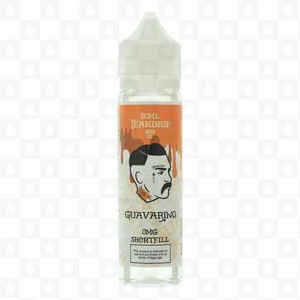 GUAVARINO BY TEARDRIP E LIQUID | 50ML SHORT FILL