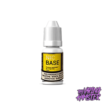 Nicbase | Nicotine Base Uk | Nicotine Vape shots