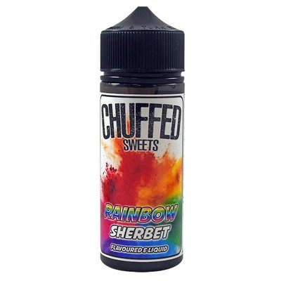 Chuffed - Rainbow Sherbet - 100ml