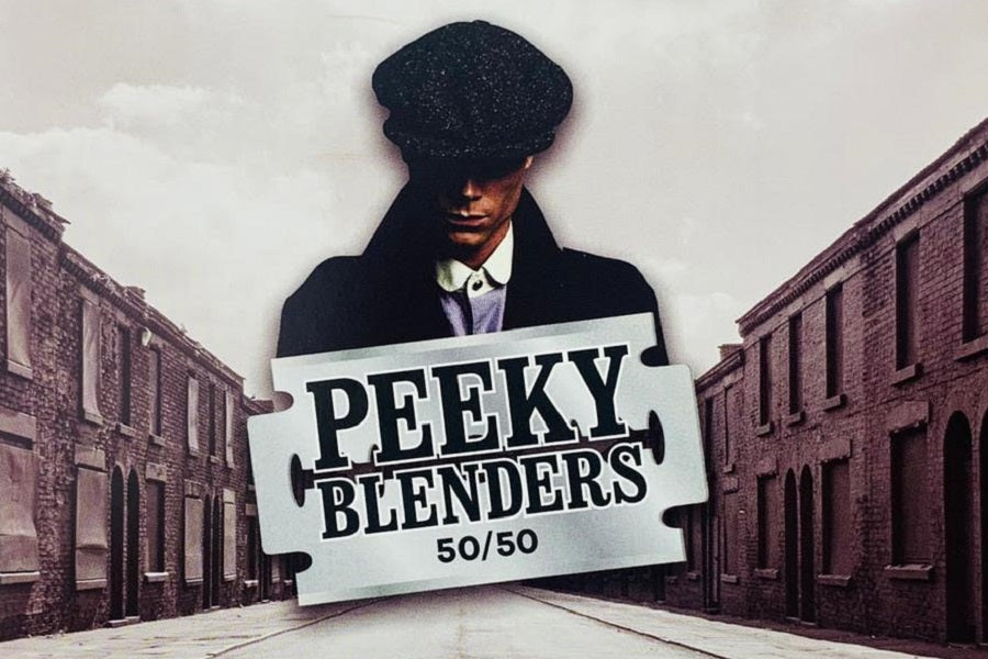 Peaky Blenders Freeze 120ml Shortfills