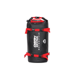 OSAH 25L TAILPACK  BLACK RED