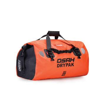OSAH 40L DRIFT DUFFEL BAG ORANGE