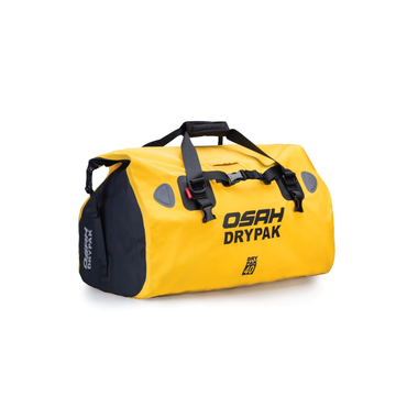 OSAH 40L DRIFT DUFFEL BAG YELLOW