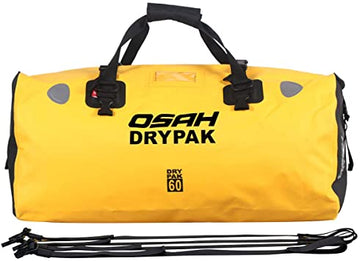 OSAH 60L DRIFT DUFFEL BAG YELLOW