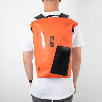 OSAH 18L TRAIL BACKPACK ORANGE