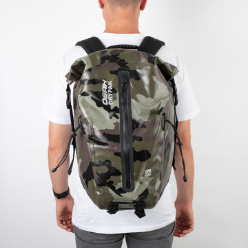 OSAH 30L WEEKENDER BACKPACK CAMO