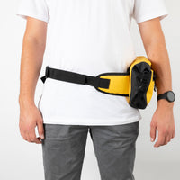 OSAH 3L WAIST BAG YELLOW