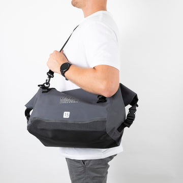 OSAH 15L MESSENGER BAG GREY