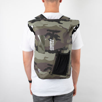 OSAH 18L TRAIL BACKPACK CAMO
