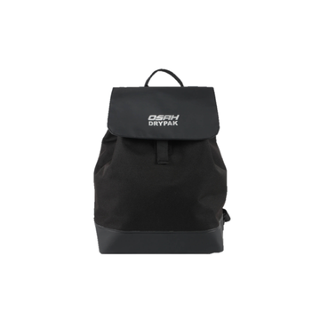OSAH 15L CANVAS BACKPACK BLACK