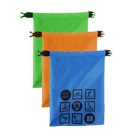 OSAH DRY BAG COMBO SET GREEN