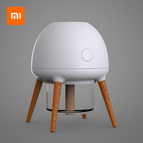 Xiaomi Electric Mosquito Repellent Noiseless Safe Non toxic Pest Mosquito Killer 10H Timing Cool Blue Night Light For Home
