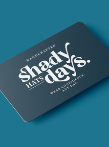 Shady Days Gift Card