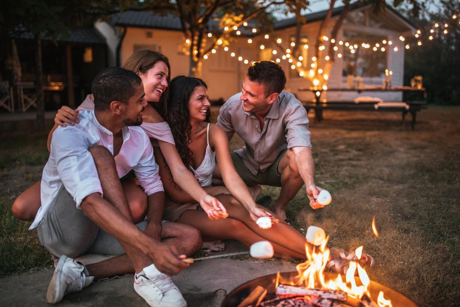 Buying an outdoor fire pit