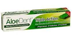 Optima Aloe Dent Toothpaste