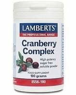 Cranberry Complex Powder