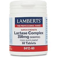 Lactase Complex 350mg (9000 FCC) (Super Strength)