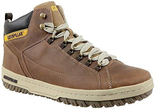 new concept 329e8 9bb67 Caterpillar CAT shoes Apa HI Dark Beige Brown P711589, Größe Schuhe  Herren:EUR 42